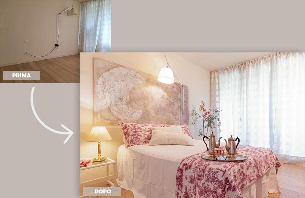Home Staging Prima E Dopo Case Vuote