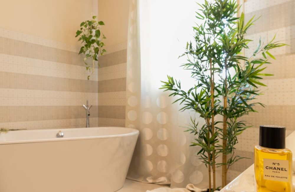 Allestimento Bagno Home Staging Turistico