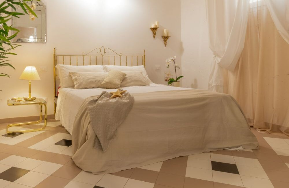 Home Staging Turistico Camera Da Letto