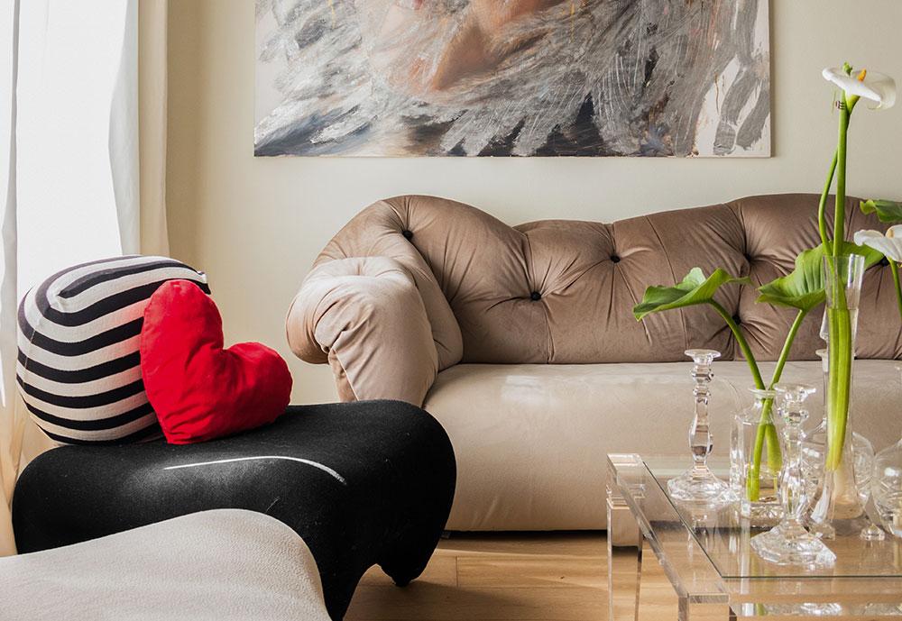 Luxury Home Staging Per A Vendita