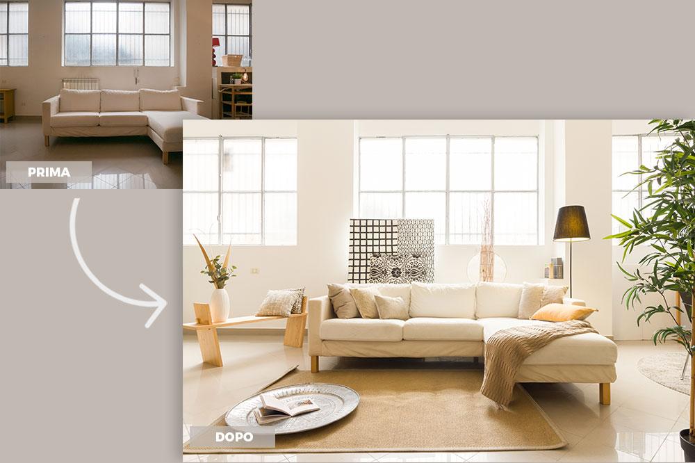 Home Staging Prima E Dopo Case Arredate