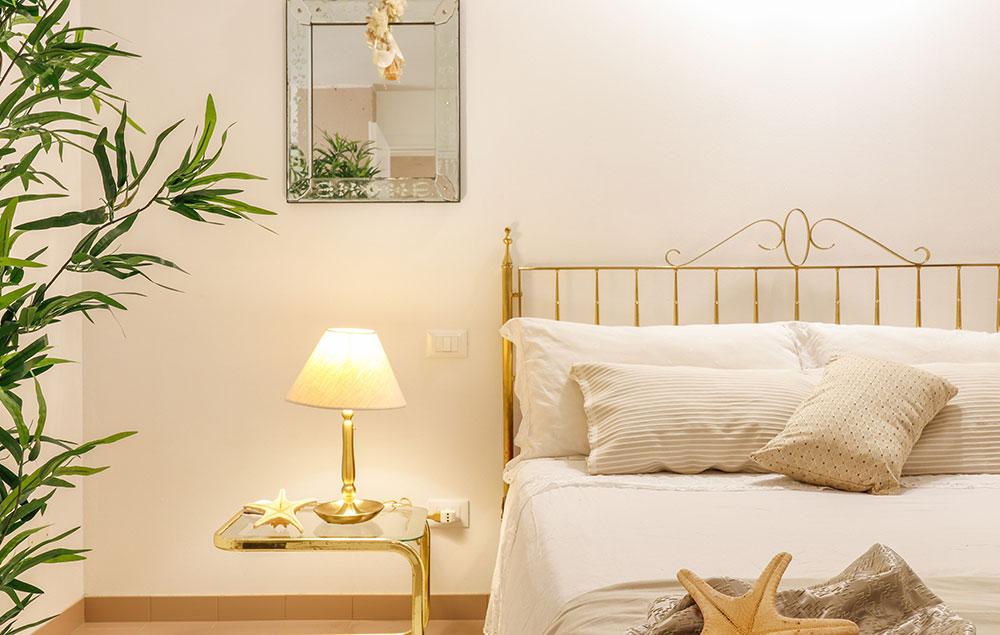 Myricae Home Staging - Camera da letto - home staging turistico